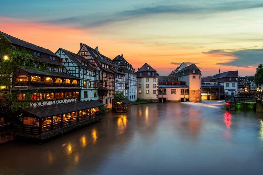 Straßburg Französische Sehenswürdigkeiten: Top 20 Attraktionen