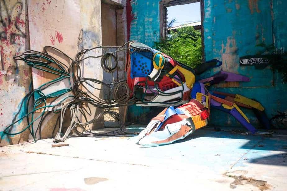 Straßenkunst in San Nicolas Aruba Sehenswürdigkeiten: Die 22 besten Attraktionen