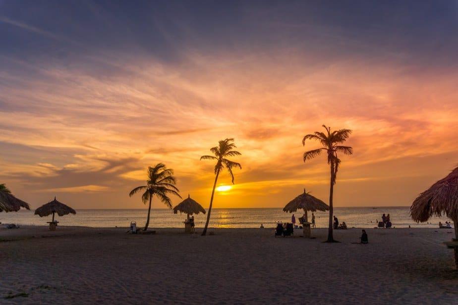 Arashi Beach Caribbean Dreams: Das sind Arubas schönste Strände