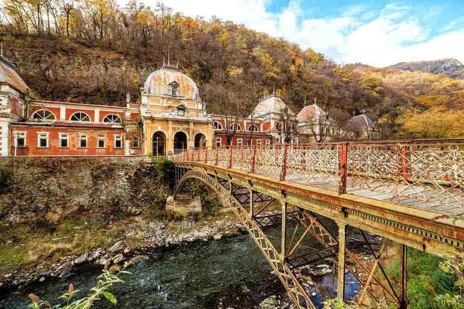 Băile Herculane – Herkulesbad Rumänien Sehenswürdigkeiten: Die 22 besten Attraktionen – 2020