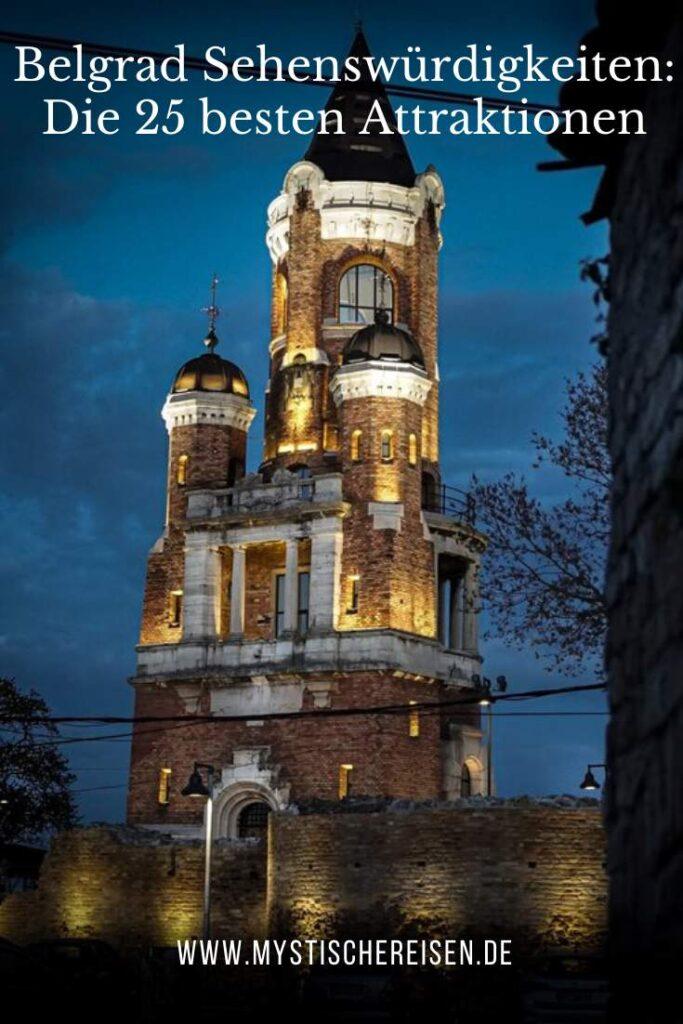 Belgrad Sehenswürdigkeiten Die 25 besten Attraktionen