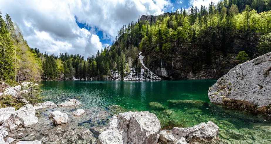 Crno jezero - Schwarzer See