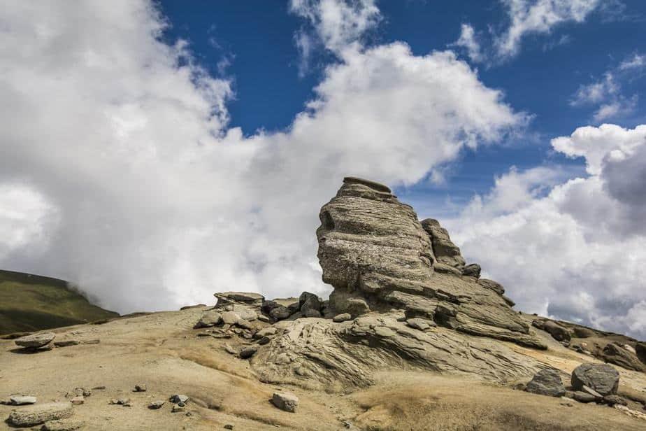 Die Bucegi-Sphinx im Bucegi-Gebirge Rumänien Sehenswürdigkeiten: Die 22 besten Attraktionen – 2020