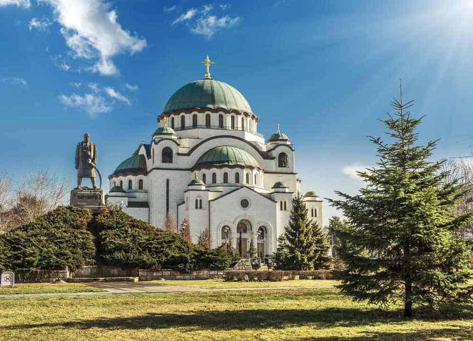Dom des Heiligen Sava Belgrad Sehenswürdigkeiten: Die 25 besten Attraktionen