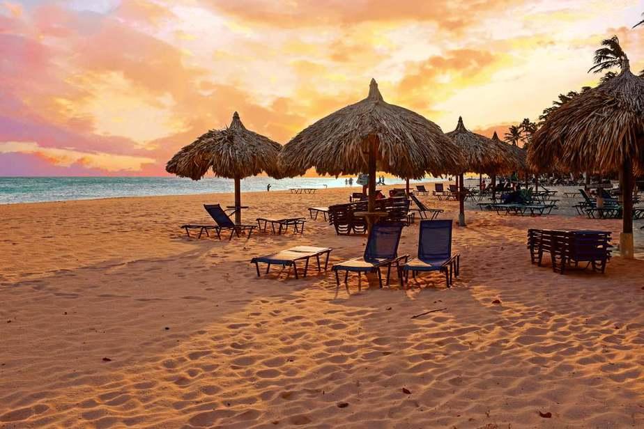 Druif Beach Caribbean Dreams: Das sind Arubas schönste Strände
