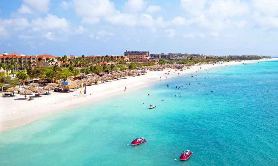 Eagle Beach  Caribbean Dreams: Das sind Arubas schönste Strände