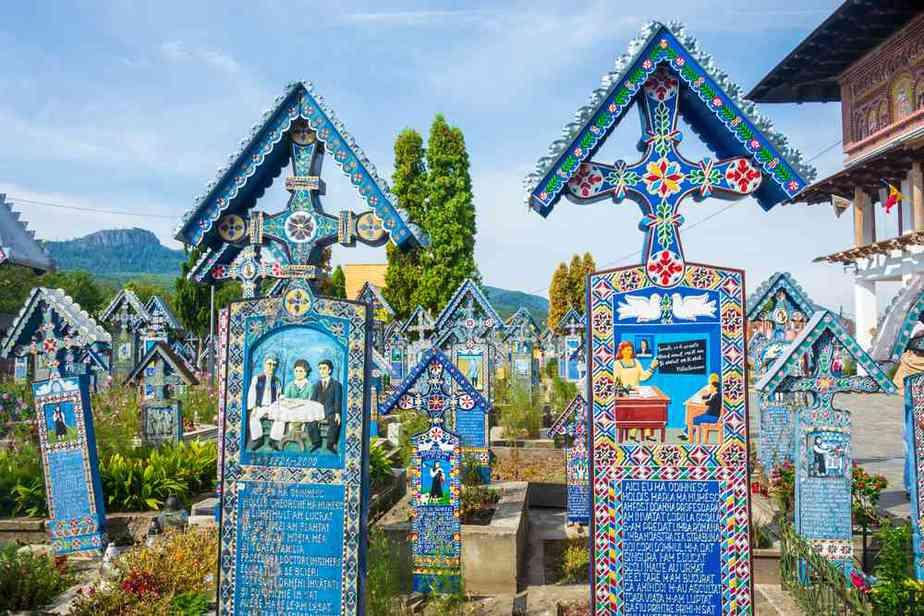 Fröhlicher Friedhof Rumänien Sehenswürdigkeiten: Die 22 besten Attraktionen – 2020