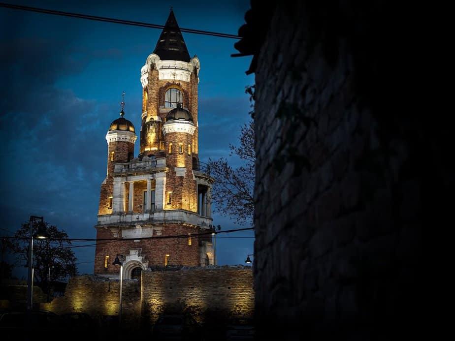 Gardoš-Turm, Millenium-Turm Belgrad Sehenswürdigkeiten: Die 25 besten Attraktionen