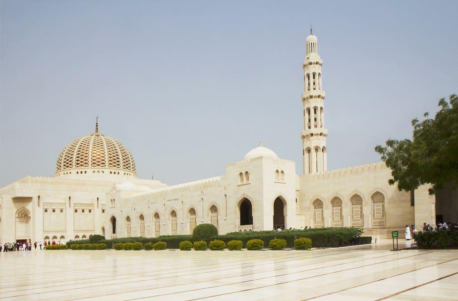 Große Sultan-Qabus-Moschee Oman Sehenswürdigkeiten: Die 20 besten Attraktionen – 2020