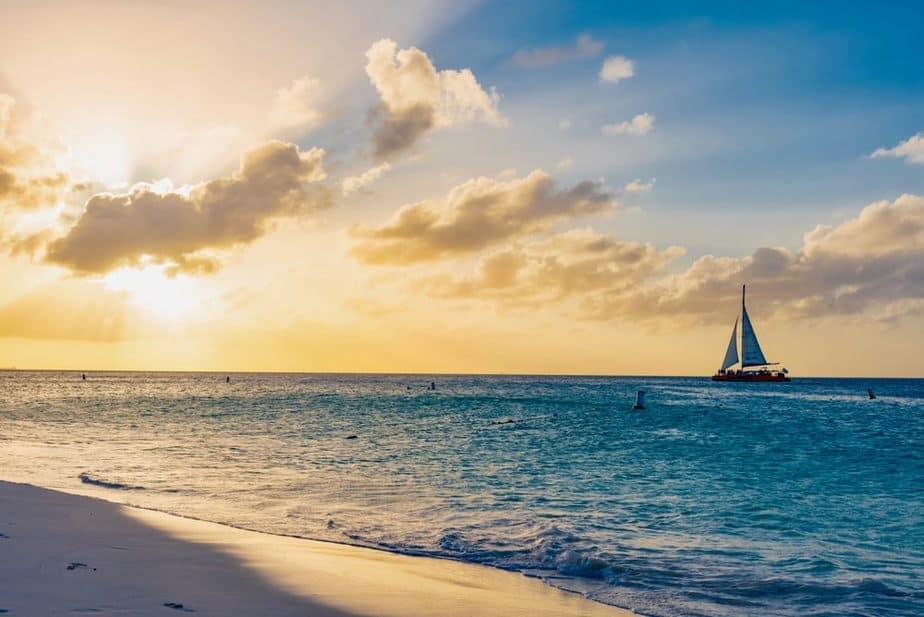 Hadicurari Beach Caribbean Dreams: Das sind Arubas schönste Strände