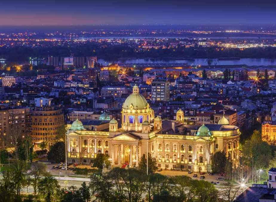Haus der Nationalversammlung der Republik Serbien Belgrad Sehenswürdigkeiten: Die 25 besten Attraktionen