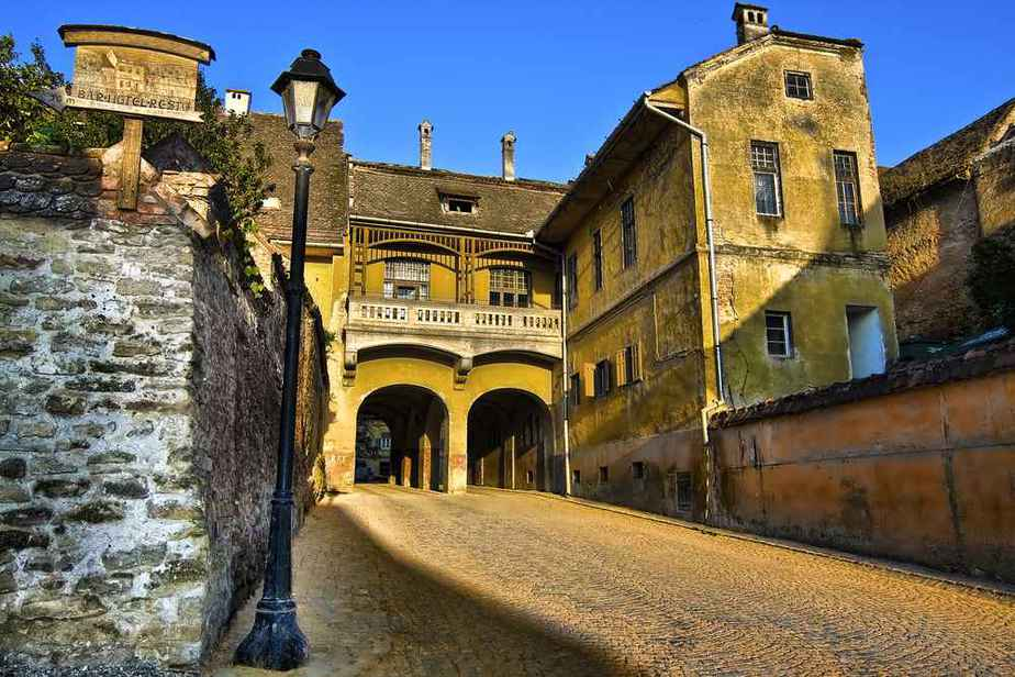 Historisches Zentrum von Sighisoara  Rumänien Sehenswürdigkeiten: Die 22 besten Attraktionen – 2020