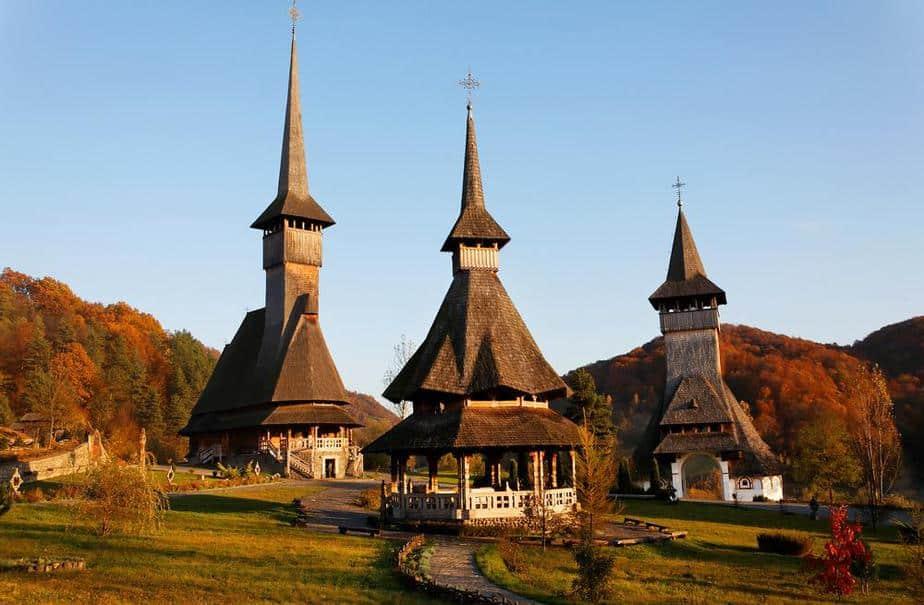 Holzkirchen in der Maramureș Rumänien Sehenswürdigkeiten: Die 22 besten Attraktionen – 2020