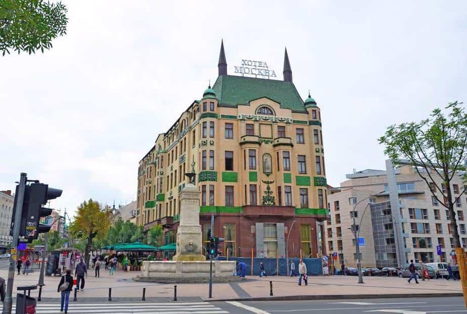 Hotel Moskva Belgrad Sehenswürdigkeiten: Die 25 besten Attraktionen