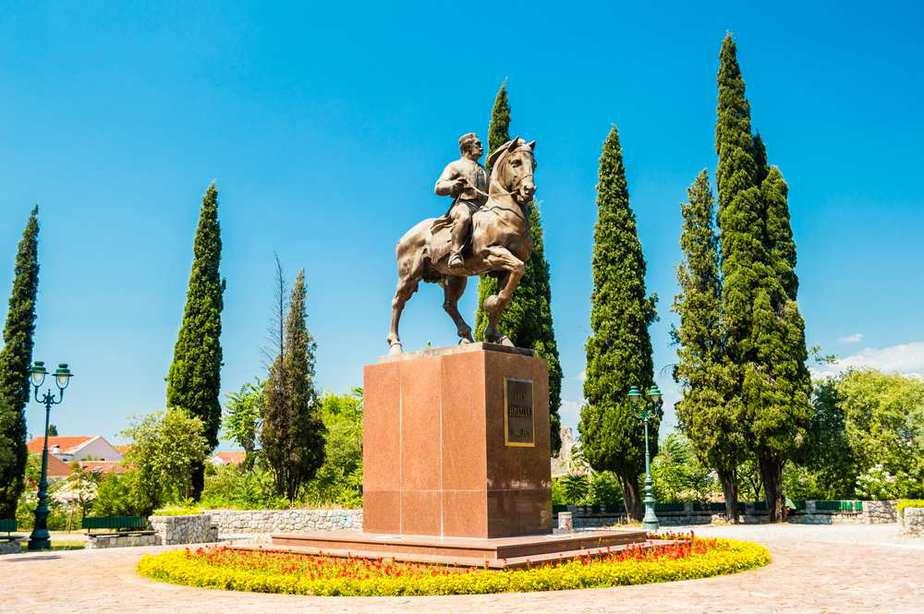 König-Nikola-Denkmal Podgorica Sehenswürdigkeiten: Die 22 besten Attraktionen