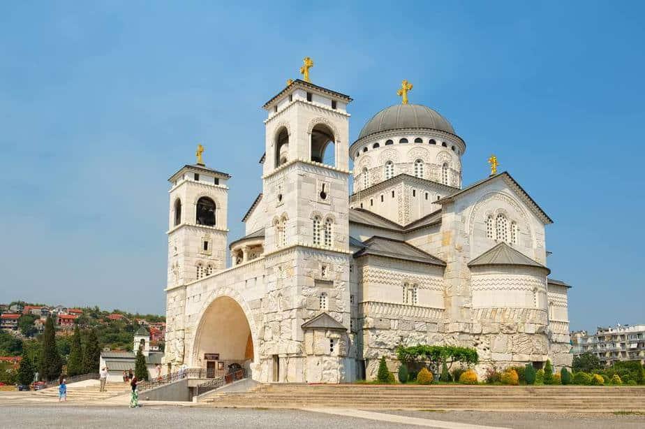 Kathedrale der Auferstehung Christi Podgorica Sehenswürdigkeiten: Die 22 besten Attraktionen