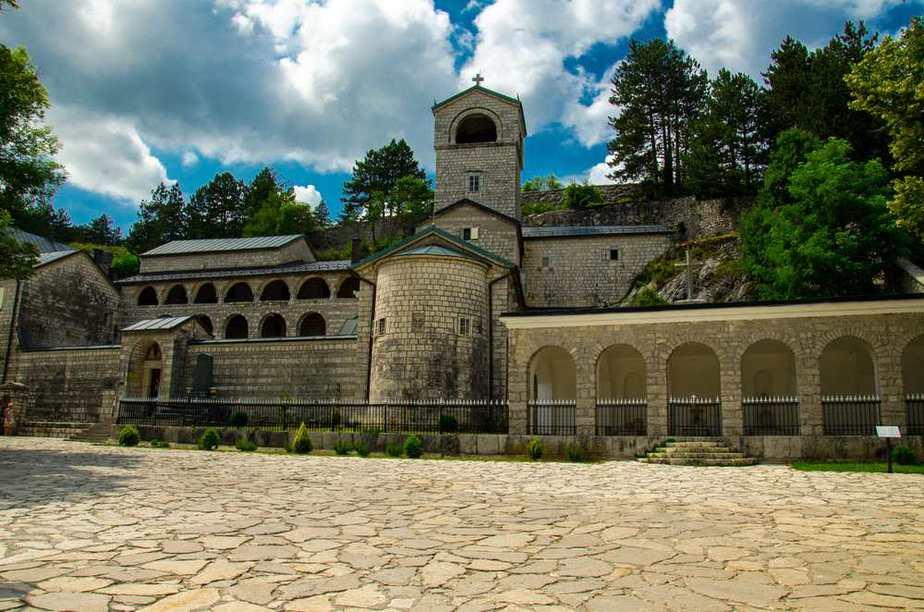 Kloster Cetinje Montenegro Sehenswürdigkeiten: Die 20 besten Attraktionen