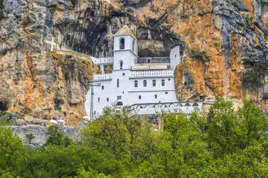 Kloster Ostrog Montenegro Sehenswürdigkeiten: Die 20 besten Attraktionen
