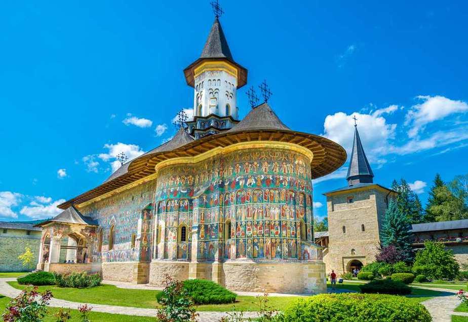 Kloster Sucevița Rumänien Sehenswürdigkeiten: Die 22 besten Attraktionen – 2020