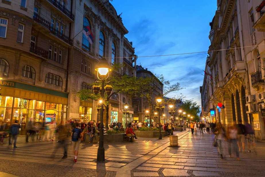 Knez Mihailova-Straße Belgrad Sehenswürdigkeiten: Die 25 besten Attraktionen