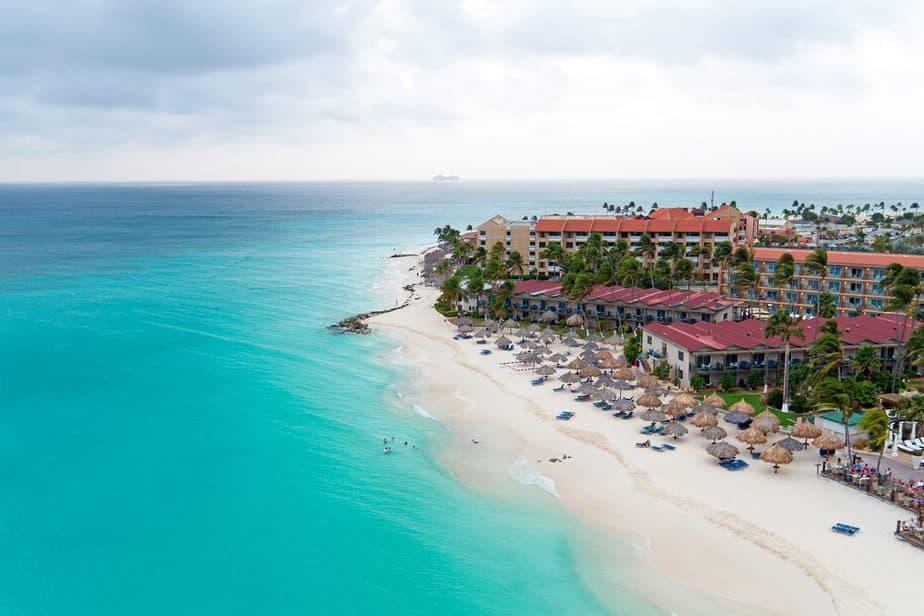 Manchebo Beach Caribbean Dreams: Das sind Arubas schönste Strände