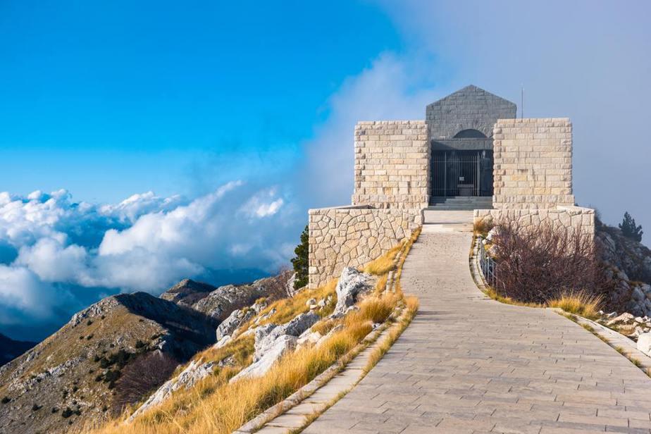 Mausoleum von Njegoš, Lovćen Montenegro Sehenswürdigkeiten: Die 20 besten Attraktionen