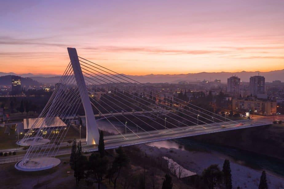 Millenniumsbrücke Podgorica Sehenswürdigkeiten: Die 22 besten Attraktionen
