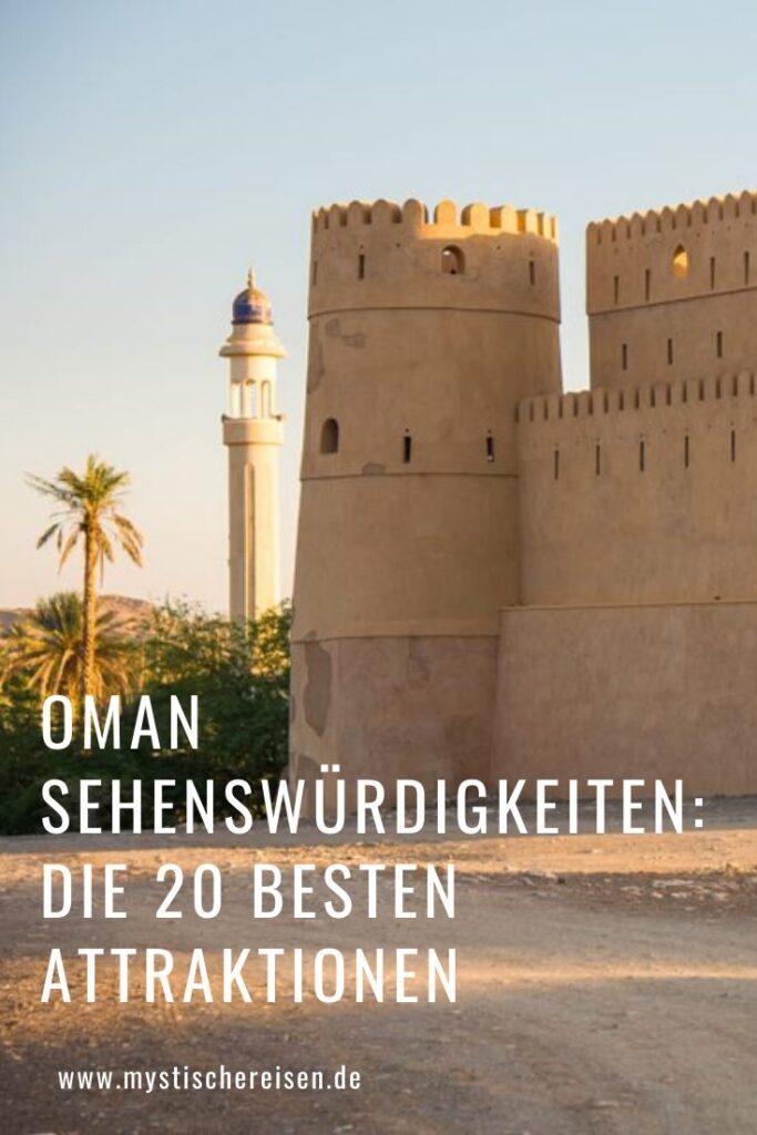 Oman Sehenswürdigkeiten Die 20 besten Attraktionen – 2020