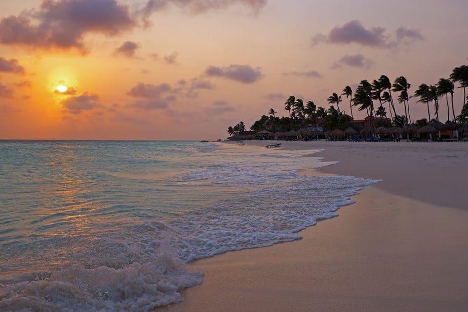 Palm Beach Caribbean Dreams: Das sind Arubas schönste Strände