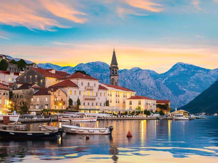 Perast Montenegro Sehenswürdigkeiten: Die 20 besten Attraktionen