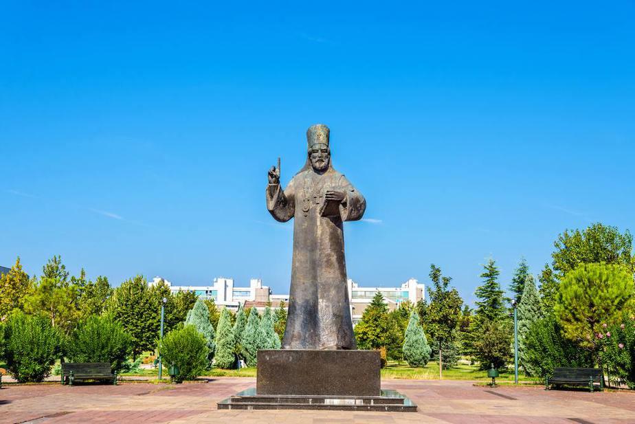 Petar I Petrović Njegoš-Denkmal Podgorica Sehenswürdigkeiten: Die 22 besten Attraktionen