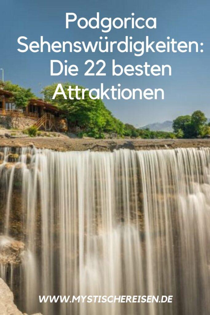 Podgorica Sehenswürdigkeiten Die 22 besten Attraktionen