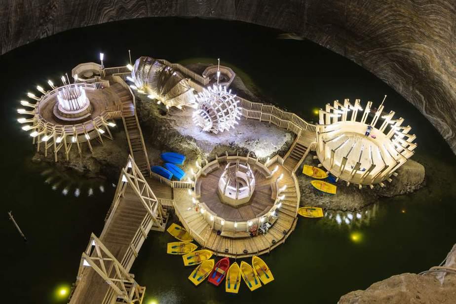 Salina Turda - Salzbergwerk Turda Rumänien Sehenswürdigkeiten: Die 22 besten Attraktionen – 2020