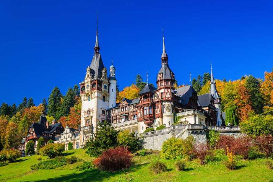 Schloss Peleș Rumänien Sehenswürdigkeiten: Die 22 besten Attraktionen – 2020