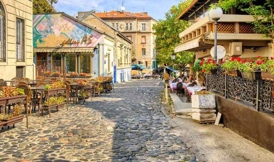 Skadarlija-Straße Belgrad Sehenswürdigkeiten: Die 25 besten Attraktionen