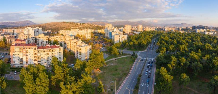Stadtparks von Podgorica Podgorica Sehenswürdigkeiten: Die 22 besten Attraktionen