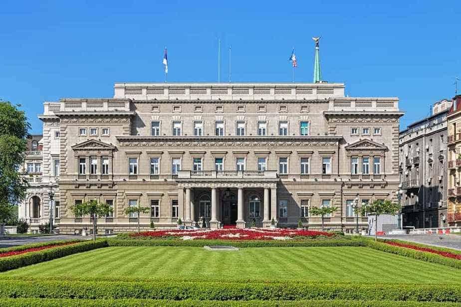 Stari dvor (Alte Palast) Belgrad Sehenswürdigkeiten: Die 25 besten Attraktionen