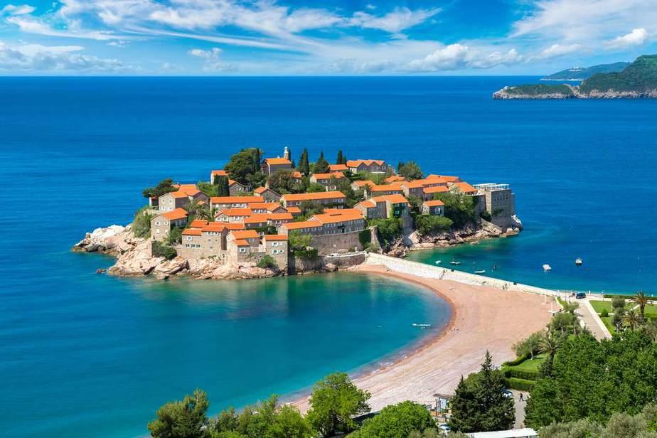 Sveti Stefan Montenegro Sehenswürdigkeiten: Die 20 besten Attraktionen