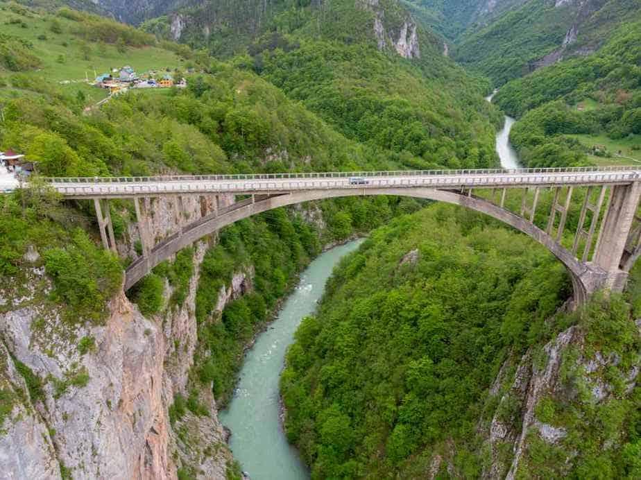 Tara Schlucht Montenegro Sehenswürdigkeiten: Die 20 besten Attraktionen