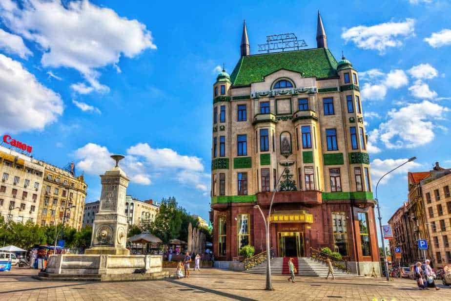 Terazije Belgrad Sehenswürdigkeiten: Die 25 besten Attraktionen