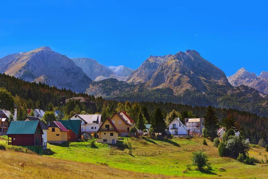 Zabljak, Gebirge Durmitor Montenegro Sehenswürdigkeiten: Die 20 besten Attraktionen