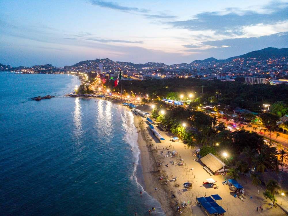 Acapulco Die romantischsten Flitterwochen-Reiseziele in Mexiko