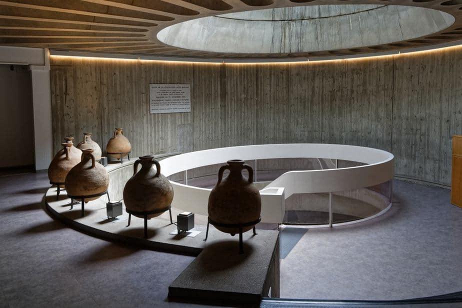 Archaeological Museum Lugdunum - Musée Gallo-Romain de Lyon Fourvière Top 5 der antiken Stätten in Lyon