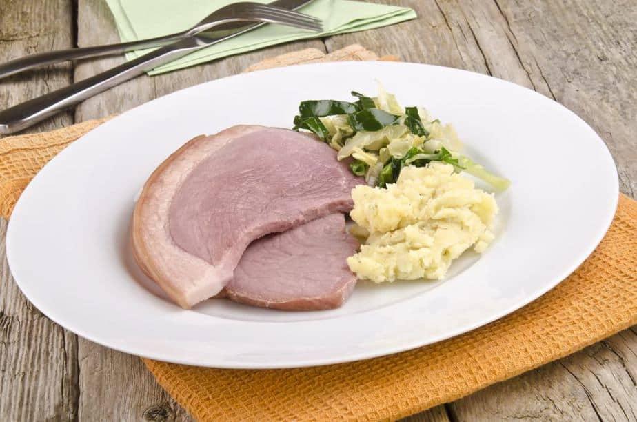 Bacon and cabbage - Speck und Kraut Irische Spezialitäten: 15 Typisch Irland Essen, Die Sie Probieren Sollten