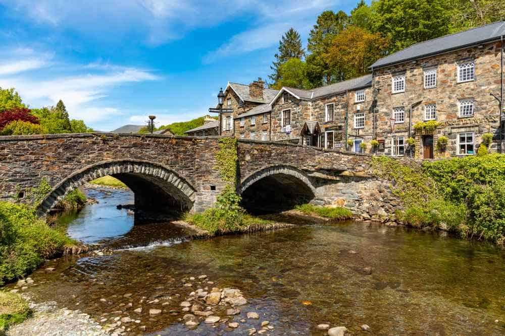 Beddgelert Die schönsten Orte in Wales