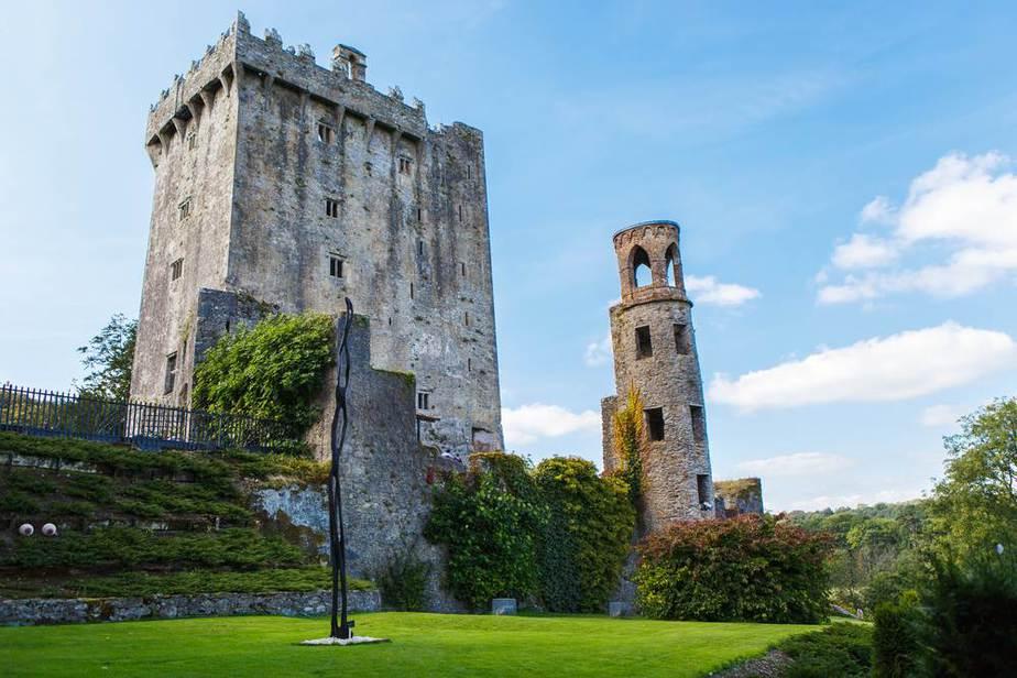 Blarney Castle Irland Sehenswürdigkeiten: Die 18 besten Attraktionen