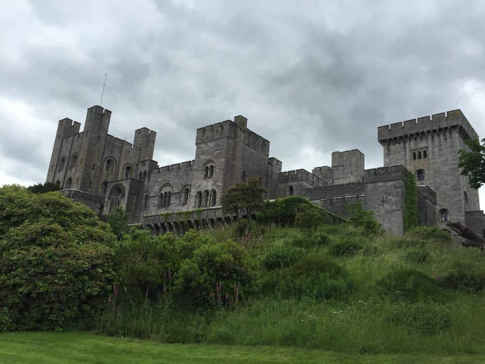 Burg Penrhyn Die schönsten Burgen in Wales