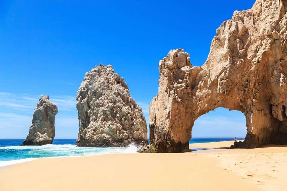 Cabo San Lucas Die romantischsten Flitterwochen-Reiseziele in Mexiko