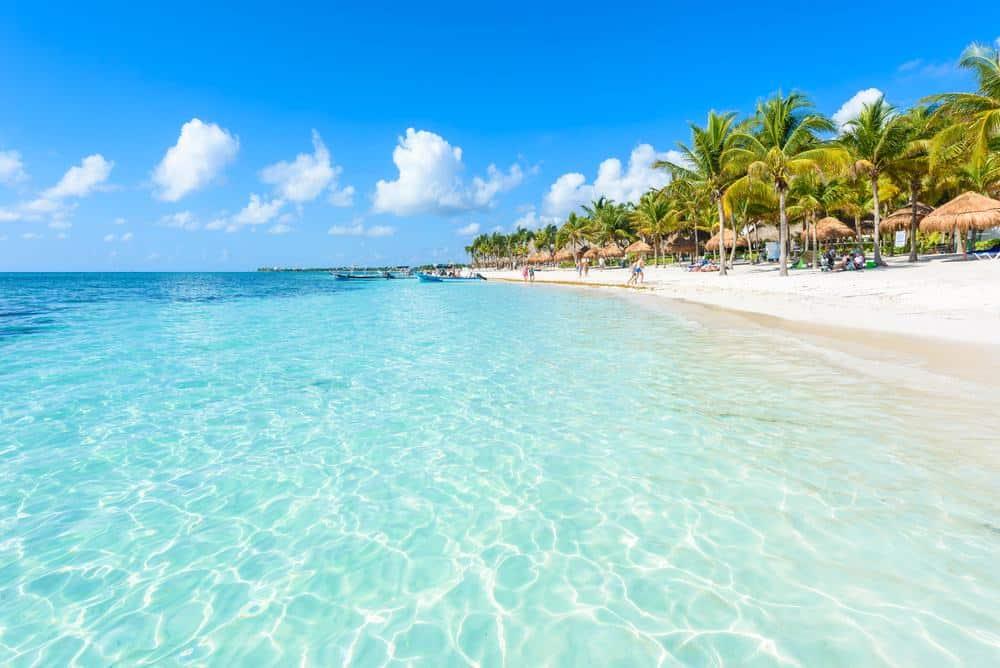 Cancún Die romantischsten Flitterwochen-Reiseziele in Mexiko