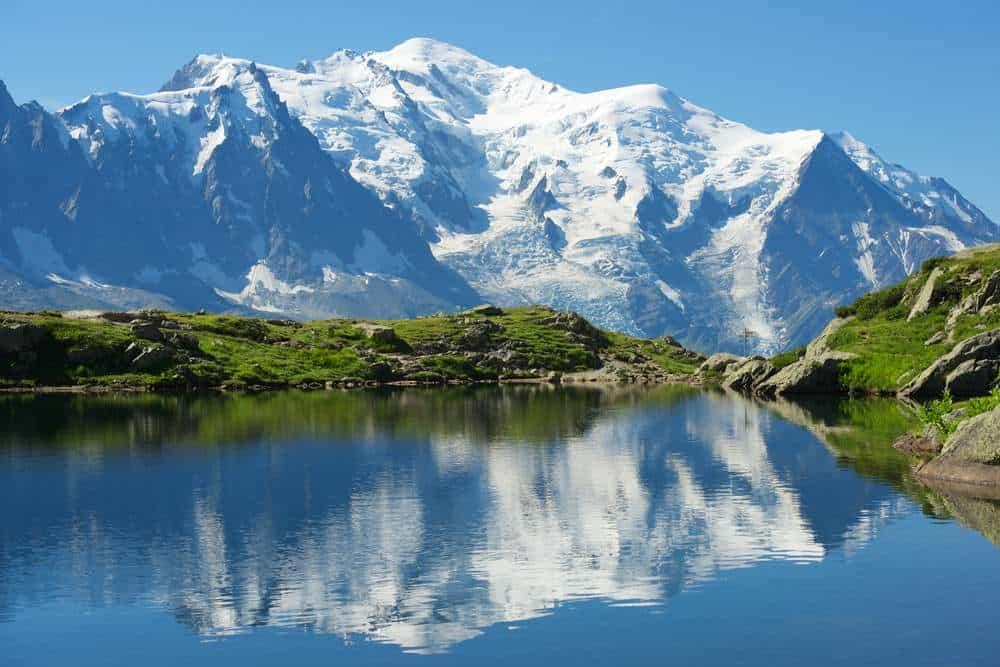 Chamonix-Mont Blanc, Frankreich Silvester in den Bergen: Die besten Skigebiete Europas